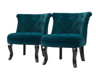 Teal Jane Accent Chair  Retail  339 49