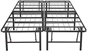 AmazonBasics Foldable  18  Metal Platform Bed Frame