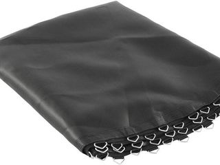 Trampoline Replacement Mat   Safe   Premium Quality Jumping Mat   Fits 14 ft Round Trampoline Frame with 84 V Hooks  Using 8 5  Springs mat only