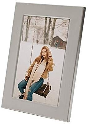 MIMOSA MOMENTS Urban Metal Picture Frame 4x6 Inch