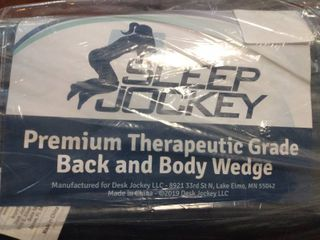 Sleep Jockey Premium Therapeutic Grade Back and Body Wedge