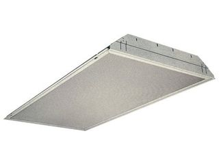 lithonia lighting 2GT8 4 32 A12 MVOlT 1 4 GEB10IS 4 light Fluorescent General Purpose Troffer  White