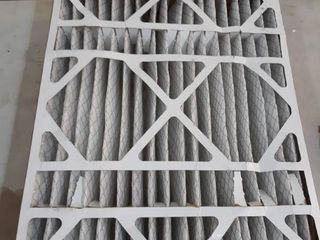 Filtrate Electrostatic Air Cleaning Filter 20 by 25 by 4