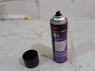 3M Drywall Corner Bead Adhesive  16 6 Ounce