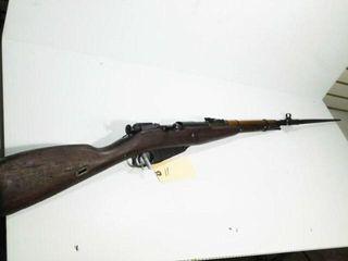 Mosin Nagant caliber 7 62x54R rifle