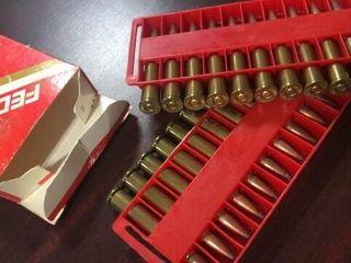 20 Center Fire Rifle Cartridges Hi Power Federal