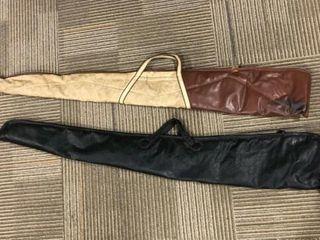 2 soft long cases