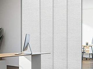 GoDear Design Natural Woven Adjustable Sliding Panel