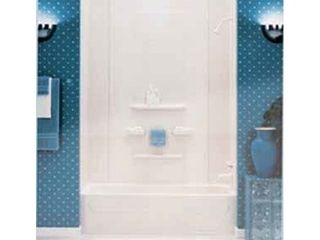 Easy Up Adhesive Bathtub Wall Set