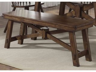 Mendosa Tobacco lifestyle Dining Bench