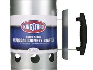 Kingsford Deluxe Charcoal Chimney Starter RETAIl 11 99