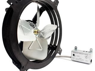 Air Vent 18 in Dia Electric Gable Vent Fan RETAIl  112 00