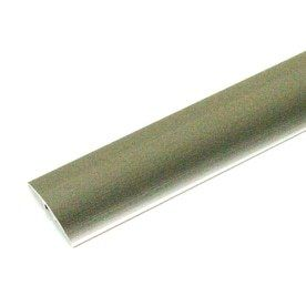 M D 1 281 in x 36 in Pewter Aluminum Floor Seam Binder RETAIl  7 48