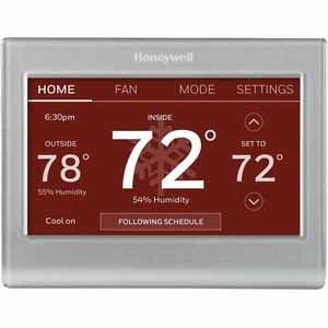 Honeywell Wi Fi Smart Color Thermostat RETAIl  169