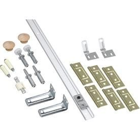 National Hardware 14 Piece Bifold Closet Door Hardware Kit RETAIl  17 28