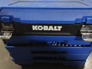 Kobalt 232 Piece Standard  SAE  and Metric Combination Polished Chrome Mechanics Tool Set RETAIl  199