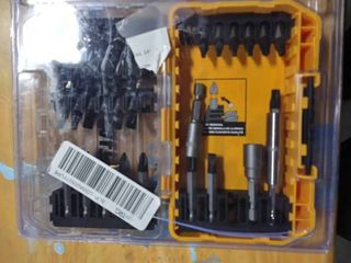 DeWaltAr 29 Piece Screwdriving Set with Tough Case RETAIl  12 98