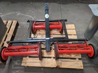 NEW ProMow 3 Gang Reel Mower