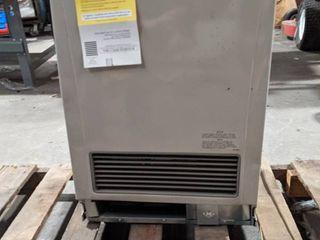 NEW EX08CTN 8 000 BTU  Beige Direct Vent Wall Furnace  41W  120V  78 6 CFM  Natural Gas