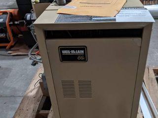 Weil Mclain CGi 5 PIN   100K BTU Hot Water Gas Boiler  NEW AND UNUSED