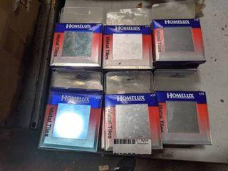 590  HOMElUX 4 x 4  METAl TIlES