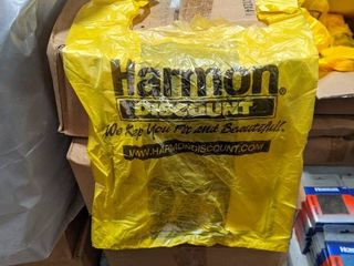 5  Cases Of Plastic T Shirt Shopping Bags