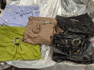 5  Designer Hand Bags
