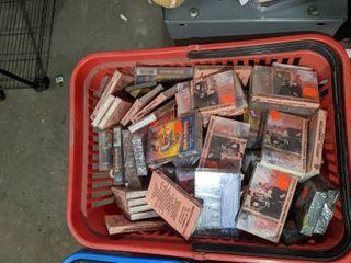 50  Cassette Tapes
