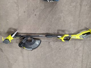 RYOBI ONE  ADJUSTABlE STRING TRIMMER  TOOl ONlY