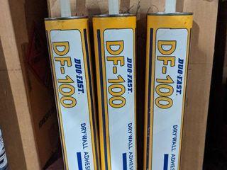 36  29 fl oz TUBES OF DUO FASTDF 100 DRYWAll ADHESIVE
