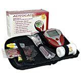 Null  Advocate Redi Code Plus Speaking Blood Glucose Meter Kit