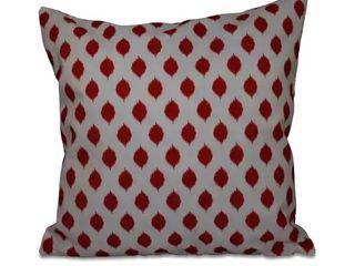 4 pillows  16 x 16 inch Cop IKAT Geometric Print Outdoor Pillow