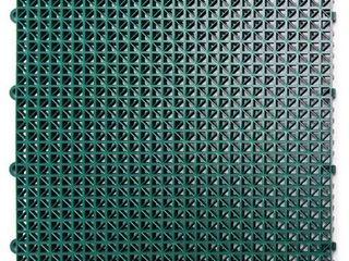 Evergreen  DuraGrid Interlocking Deck Tile  40 Pack  Retail 115 59