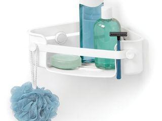 Umbra Flex Gel lock Corner Shower Bin