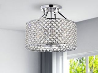 4 light Round Ceiling Chandelier Retail 129 99