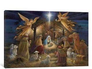 26  x 40  x 1 5  iCanvas  Nativity  by Ruane Manning Retail 107 49