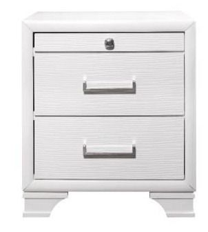 Global furniture USA Jordyn textured nightstand