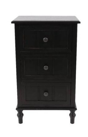 Copper Grove Hoxie Three Drawer Accent Table Retail 125 99