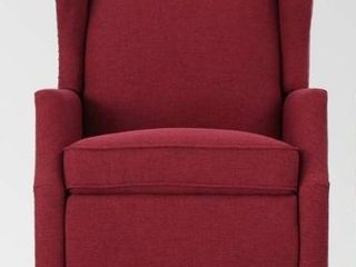 Wescott Contemporary Fabric Recliner by Christopher Knight Home