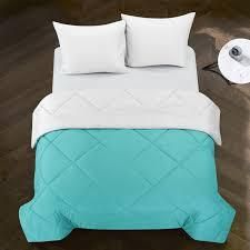 Porch  amp  Den Rider Solid Reversible Comforter   Queen Full