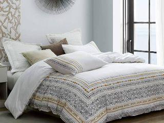 Nafza Zenata Stitched Oversized Comforter   King Retail 159 49