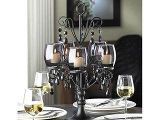 Romantic Elegant Glowing Candelabra Retail 89 99