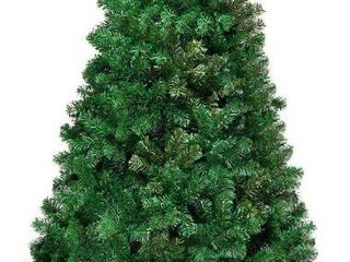 8ft Artificial Christmas Tree with Stand for Indoor and Outdoor Holiday Decoration