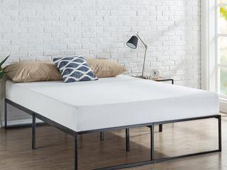 Priage by Zinus 14 inch Metal Platform Bed   Queen Retail 141 99