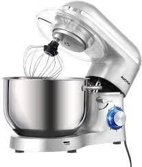 electric electric tilt head food stand mixer 6 speed 660 speed Silver  Retail 148 99