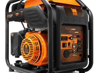 WEN RV Ready 4000 Watt Open Frame Inverter Generator  CARB Compliant