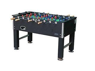 KICK Foosball Table Triumph Black  55 In