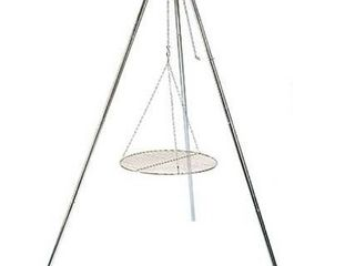 Coleman Tripod Grill and lantern Hanger