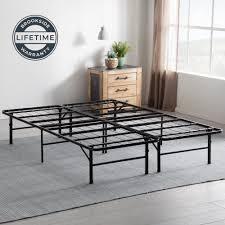 Porch   Den Palouse Folding Platform Bed Frame only Retail 121 99 queen 14 inch