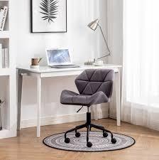 eldon diamond tufted adjustable swivel office chair Grey  Retail 88 99